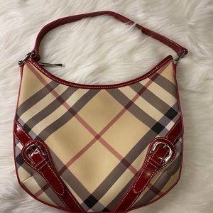 Burberry pre-loved bag